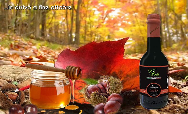 Sta bussando l'autunno