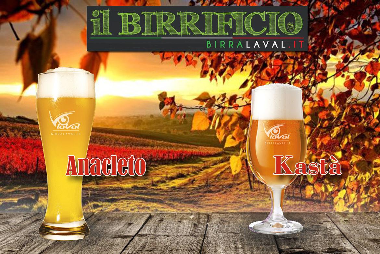 Anacleto e Kastà vi aspettano al Birrificio