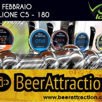 BIRRA LAVAL Beer Attraction 2018