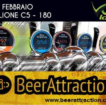 BIRRA LAVAL Beer Attraction 2018